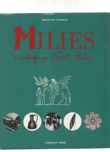 Milies : A Village on Mount Pelion: Helen Fay Stamati