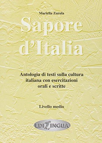 Sapore d'Italia: Mariella Zurula