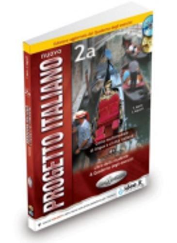 9789607706751: Nuovo progetto italiano. Con CD-Audio. Con CD-ROM: 2A