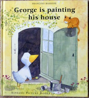 9789607930163: George is Painting His House