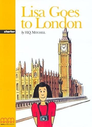 9789607955586: Lisa Goes to London : Reader