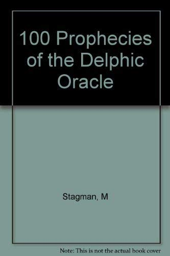 9789608114036: 100 Prophecies of the Delphic Oracle (Prophetic Advice from the god Apollo)