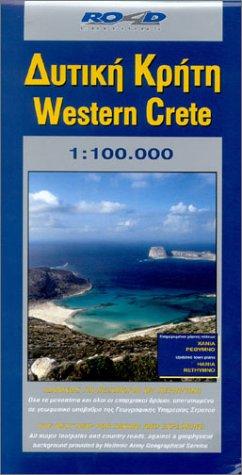 9789608189126: Crete, Western