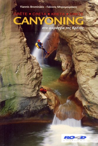 9789608189805: Canyoning in Crete