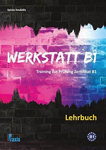 Werkstatt: Lehrbuch (Hardback): Spiros Koukidis