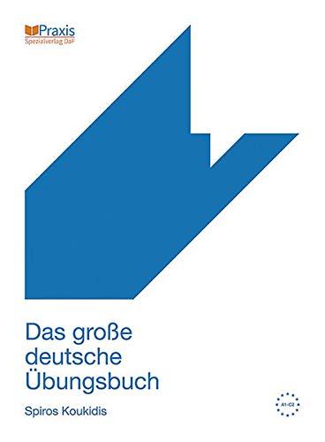 Das große deutsche Übungsbuch (Hardback): Spiros Koukidis