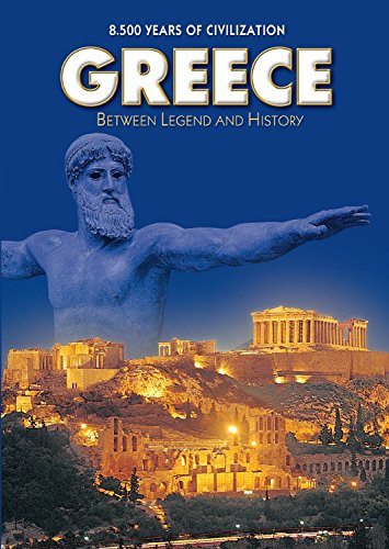 9789608284012: Greece Between Legend and History [Idioma Inglés]