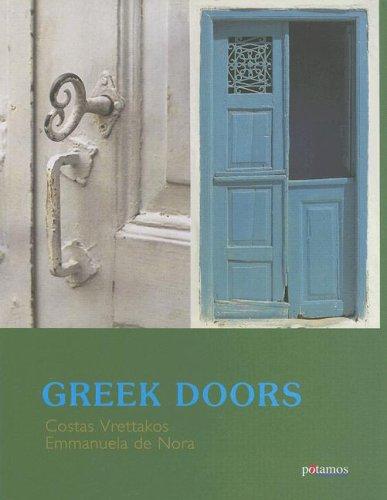 Greek Doors: Costas Vrettakos, Emmanuela de Nora, Michael Eleftheriou (Translator)