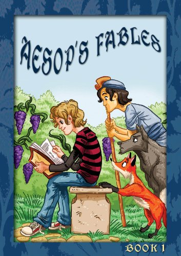 9789608534766: Aesop's Fables - Greek-English: Book 1 (English and Greek Edition)