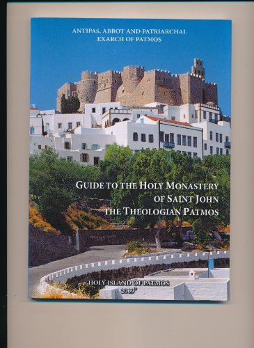 GUIDE TO THE HOLY MONASTERY OF SAINT: Abbot and Patriarch