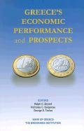 9789608714700: Greece's Economic Performance and Prospects