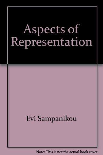 9789608790230: Aspects of Representation