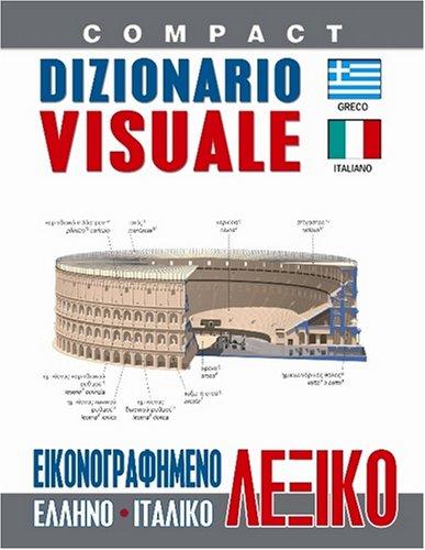 9789608864023: Compact Visual Dictionary Greek-Italian
