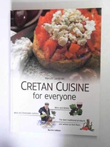 Cretan Cuisine for Everyone: Myrsini, Lambraki
