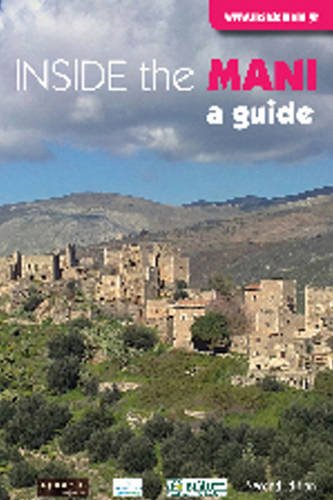 9789609370844: Inside the Mani: A Guide