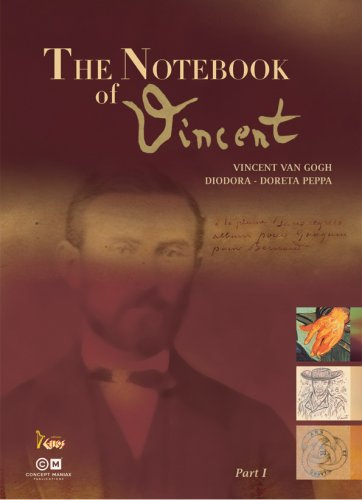 9789609806121: The Notebook of Vincent