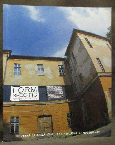 FORM-specific: Arteast Exhibition: Badovinac, Zdenka;Moderna galerija
