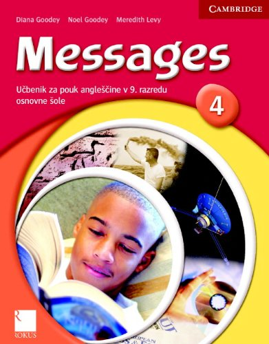 9789612095673: Messages 4 Student's Book Slovenian Edition
