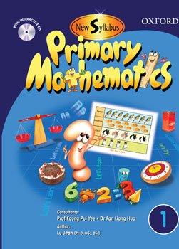 9789612322830: New Syllabus Primary Mathematics Book 1 + CD