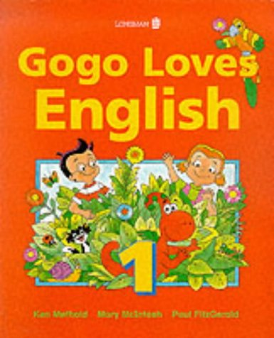 9789620001390: Gogo Loves English: Student's Book 1