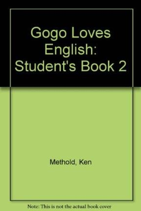 9789620001406: Gogo Loves English: Student's Book 2