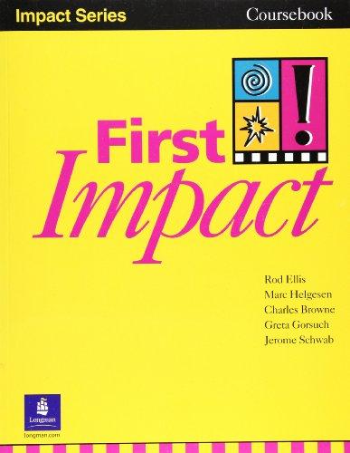 First Impact! (Coursebook): Rod Ellis, Marc