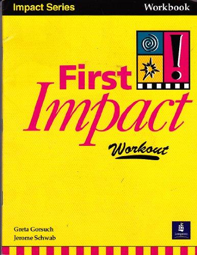 First Impact! (Workbook): Rod Ellis, Marc