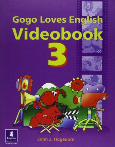 9789620013690: Gogo Loves English: Video Workbook 3 (GOGO)