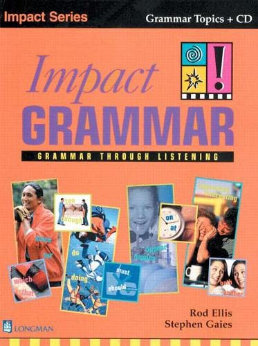 9789620014284: Impact Grammar: Grammar Through listening (Book and Audio CD)