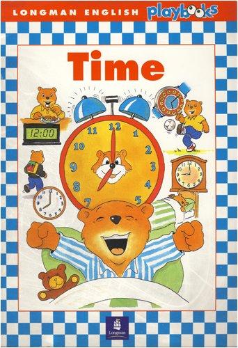 9789620014376: Longman English Playbooks: Time