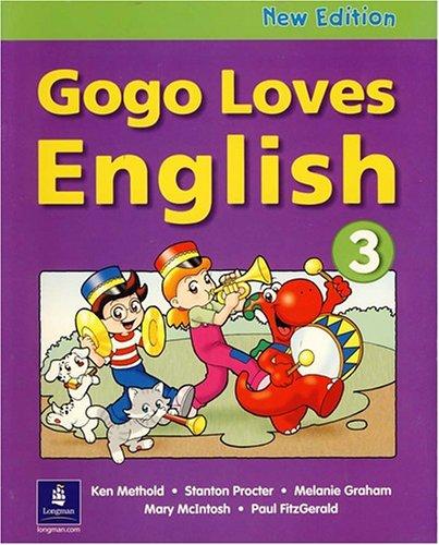 9789620050978: Gogo Loves English STUDENT BOOK 3