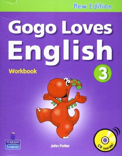 9789620051036: Gogo Loves English WB and CD 3