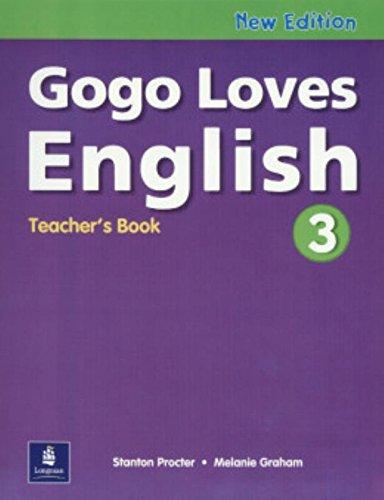 9789620051098: Gogo Loves English: Teacher's book 3