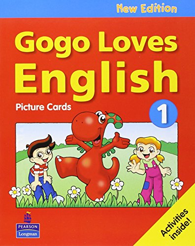 Gogo Loves English - 1 - Picture Cards