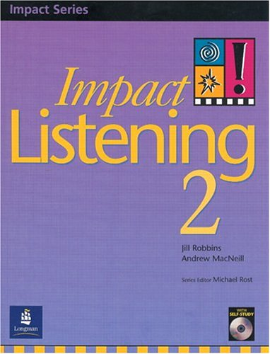 9789620051340: Impact Listening, Level 2, Student Book, 2nd Edition