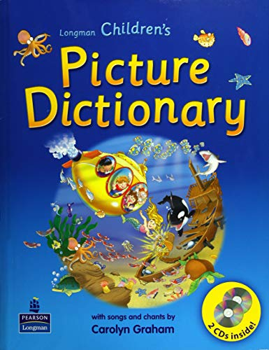 9789620052330: Picture Dictionary, Longman Children's Picture Dictionary