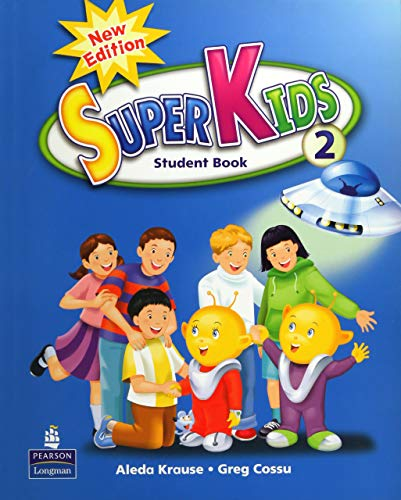 Superkids 2 Student Book: Krause