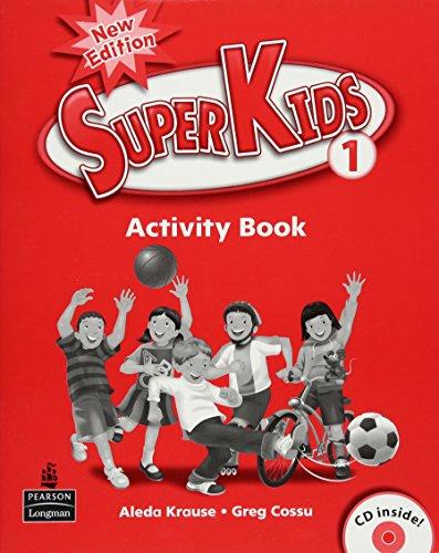 Superkids 1 Activiy Book + CD
