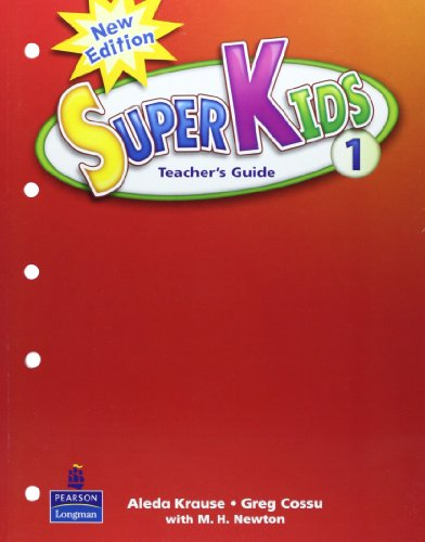9789620052927: SuperKids NE Teacher's Guide 1