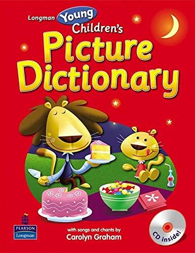 9789620054105: LONGMAN YOUNG CHILDRENS PICTURE DICTIONARY (Longman dictionaries)