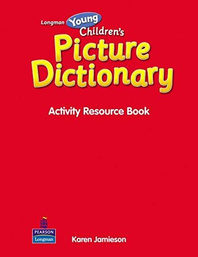 9789620054112: LONGMAN YOUNG CHILDREN PICTURE DICTIONARY ACT RESOURCE BOOK