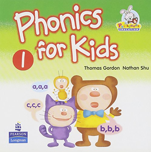 9789620056215: PHONICS FOR KIDS 1 AUD CD