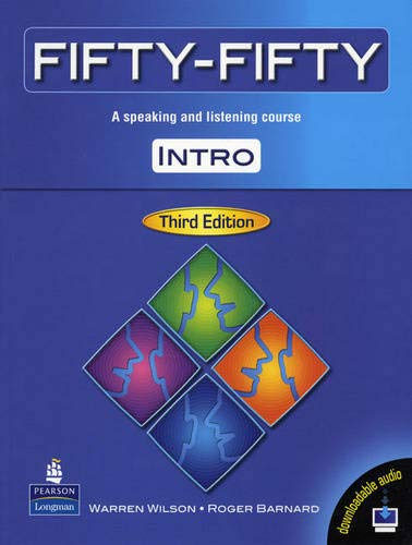 9789620056642: Fifty-Fifty Intro: A Speaking and Listening Course
