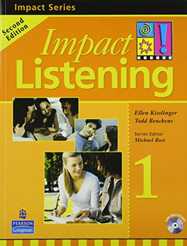 Impact Listening, Level 1 (9620058011) by Ellen Kisslinger; Todd Beuckens