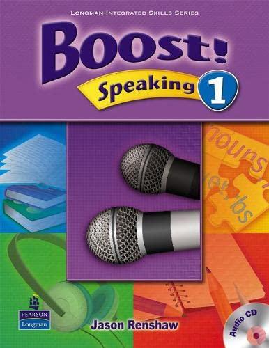 9789620058776: Boost! Speaking: Level 1