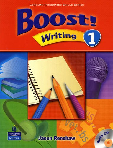 Boost! Writing Level 1 SB W/CD: Jason Renshaw