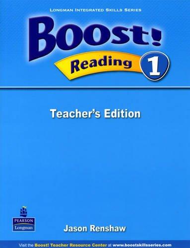 9789620059018: Boost! Reading: Level 1 (Teacher's Edition)