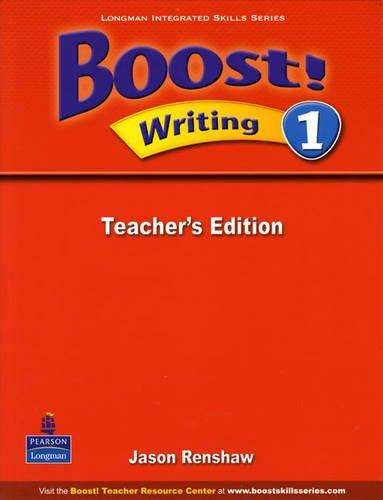 9789620059056: Boost! Writing: Level 1 Teacher's Edition