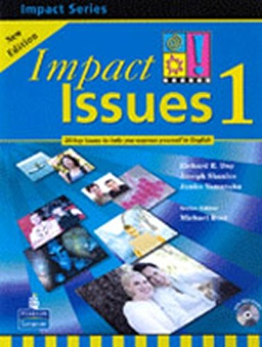 9789620199301: Impact Issues Level 1 Student Book w/CD