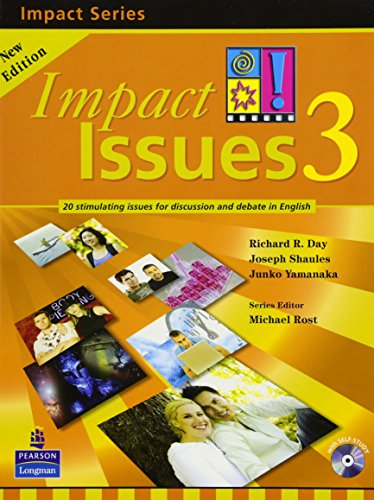 9789620199325: Impact Issues Level 3 Student Book w/CD